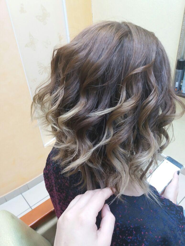 Как сделать кончики волос светлее фото 407