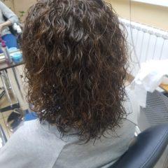 Портфолио парикмахерский зал